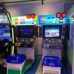 Image for the Tweet beginning: タイトーステーション溝の口店には現行の電車でGOに加えて電車でGO2高速編と電車でGO3通勤編をプレイすることができます。電車でGO2を設置しているお店はたまに見かけますが、3を設置しているお店は久しぶりに見かけました。 #電車でGO #レトロゲーム #鉄道 #タイトー #ゲームセンター