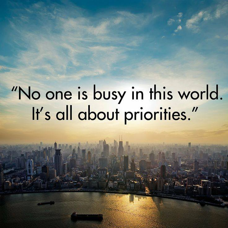 Top Tips for Setting Goals and Priorities https://t.co/NCZ0PsdBpN https://t.co/Tj37WFzYZp
