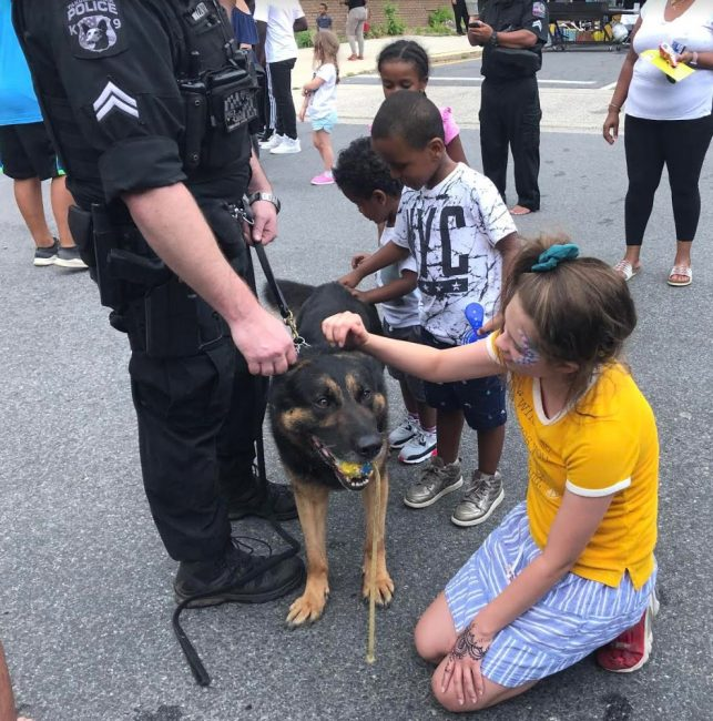 'They're not about protection.' Petition seeking to defund the Takoma Park Police K-9 Unit  Another lunatic who has no clue. Only K9 Kota in the unit at this time https://wjla.com/news/local/theyre-not-about-protection-petition-seeking-to-defund-the-takoma-park-police-k-9-unit…  #BlueLine #BackTheBlue #dog #K9 #police #WaronDrugs #MAGA #2A #QAnon #CCOT #LivePDpic.twitter.com/tTzdSv5Hsq