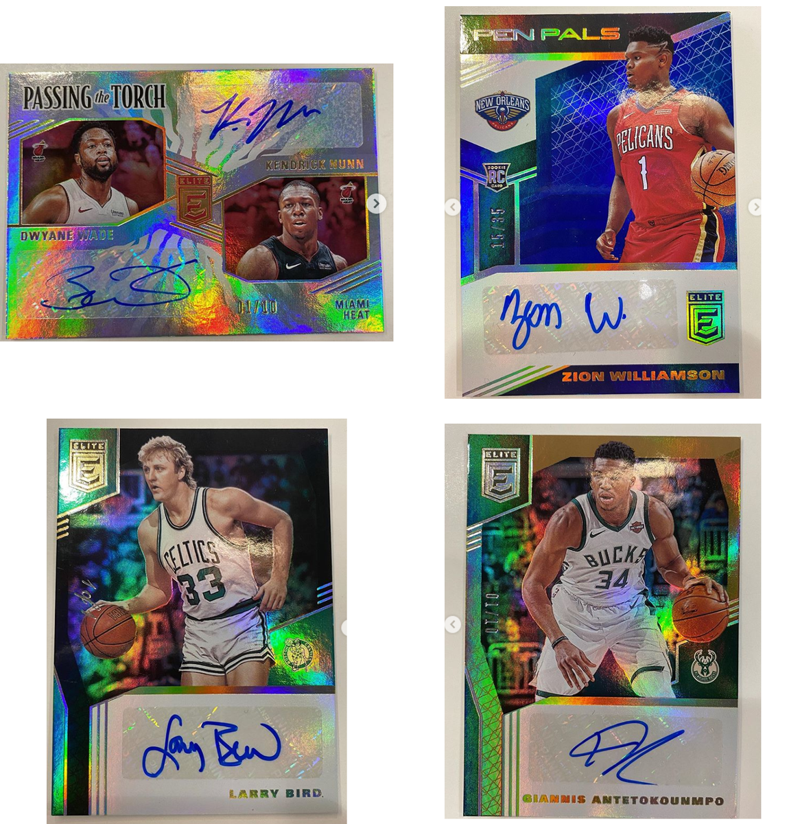2019/20 Donruss Elite Basketball Released this Week  Find Checklists including the Group Break Team Checklist at https://t.co/3zx0wgLQi9  Team Checklists 1 Page Autograph Team Totals & more https://t.co/2kU7EUnOwG