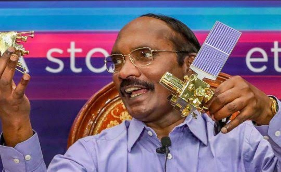 ISRO chief Dr K Sivan continues to make name as he has now been named as the recipient of the 2020 Von Karman Award of the International Academy of Astronautics. The award which is the highest distinction of the Academy will be conferred in March 2021 in Paris. #pride @isro https://t.co/rsN1hZMia0