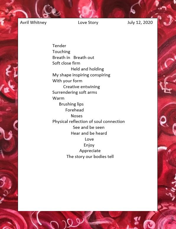 Poem #194 - looking back through older poems, I found this tender bit of intimacy #poem #poetry #poetweet #poetrycommuntiy #lovepoem #lovepoetry #PoemADay #poemoftheday #poetrylovers #romance #love #writing #writers #amwriting @amwritingpoetry #tendernesspic.twitter.com/lyZwlrZLrr