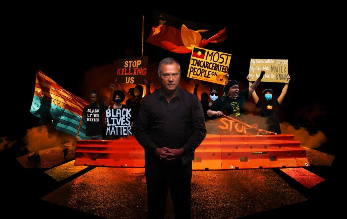 """""""For a moment I thought I belonged. I was wrong."""" - Stan Grant. Please read this crucial piece on @4corners @abcnews   https://t.co/yKMv1o5mF0 https://t.co/p9yCbJFMzF"""