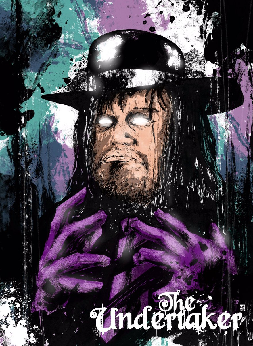 Hey hey  here's the #undertaker ! From #wwe #wrestling enjoy . . . #art #artistsoninstagram #artwork #insta #ink #inkd #inkdrawing #colored #fun #wrestlemania #wrestling #wrestlinglife #horror #horrormovies #horrorart #creepy #wrestlers #wrestlingteam #wwf #wweuniverse #greatpic.twitter.com/bD5wAfMqjV