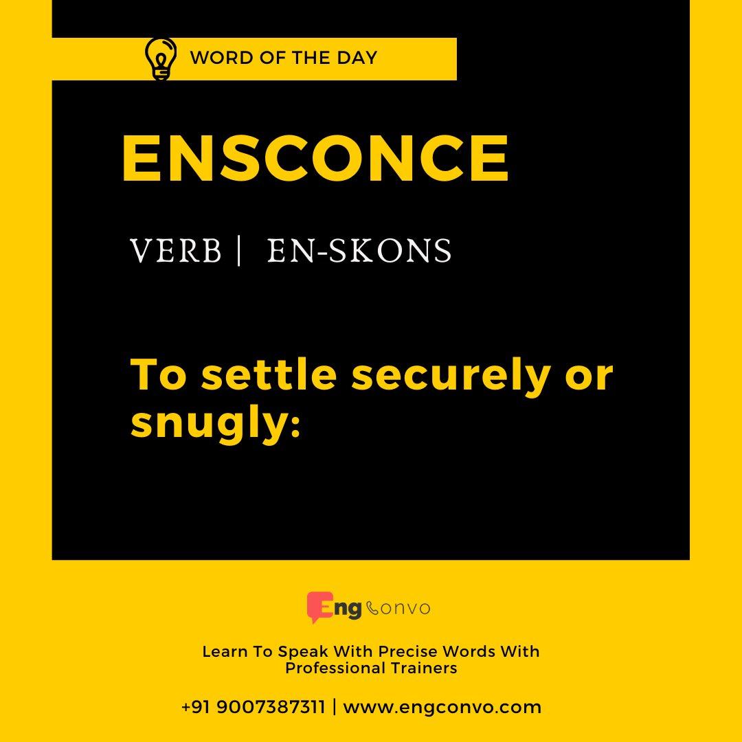 Follow @engconvo  . . . . .  #englishclass #english #learnenglish #englishteacher #vocabulary #englishlanguage #studyenglish #ingles #learningenglish #englishtips #wordoftheday #englishlesson #spokenenglishclasses #teacher #englishvocabulary #englishcourse #lesinggris #grammar https://t.co/207D5QBTwV