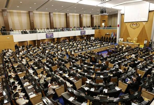 Usul pemilihan Speaker antara fokus Dewan Rakyat hari ini https://t.co/IPxRikCbGm https://t.co/tGQxAc61gz