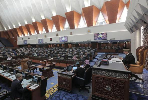 The Dewan Rakyat began at 10am today with Speaker Tan Sri Mohamad Ariff Md Yusof presiding over the House. https://t.co/c7Z7xgSQ3T