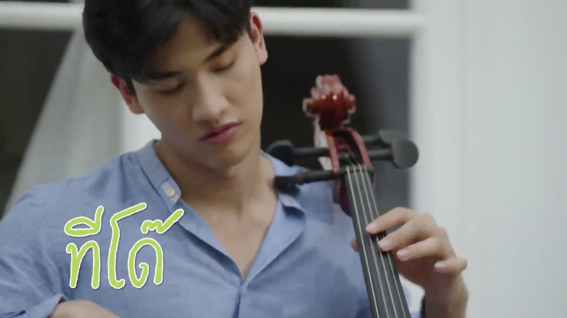 Day 13:  The series isn't airing yet but i'm positive that Teedo will be my fav!   I hope we will get to see Tay play music instruments a lot! Also, it will be a comedy character so it won't be like his usual character on his old series~   #Tawan_V #JulyForTayTawanpic.twitter.com/5WZLf0sEVm