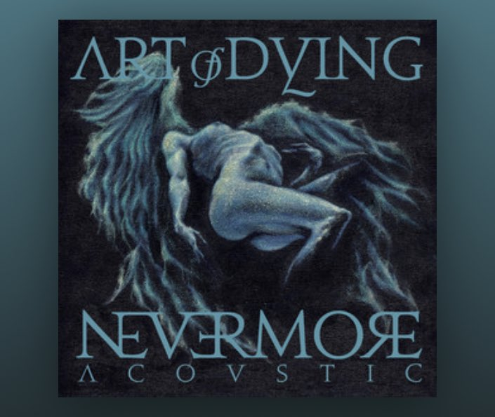In 2017 we recorded all acoustic versions of our Nevermore EP    #FUNFACT Paradise has a cool guitar intro before it.This was actually recorded thru the mic on Tavis's laptop in 2010 as a demo. We made several acoustic intros 4 the Vices & Virtues album but none of them got used https://t.co/xy58nH6zyN