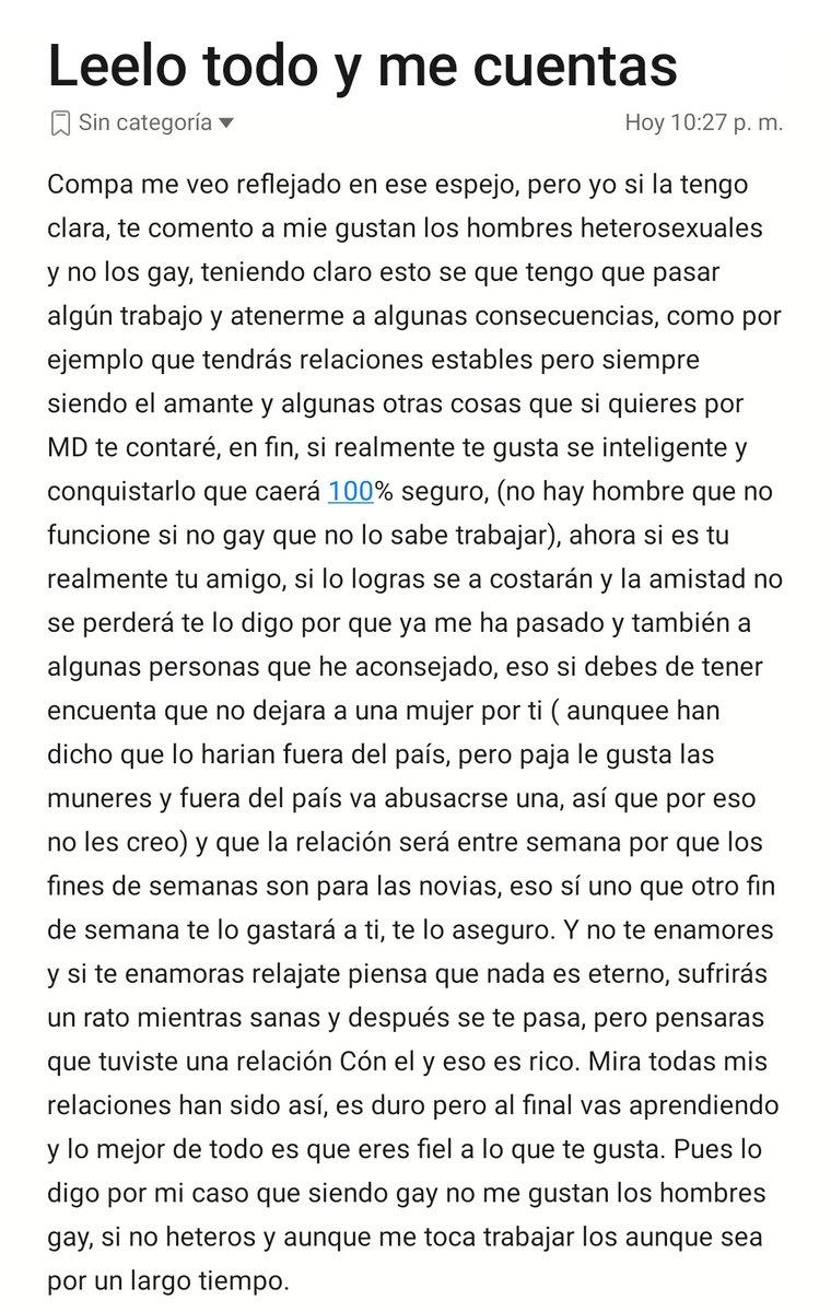 Me toco escribirlo en una nota y montarlo como. Imagen espero te guste mi escrito. #HistoriasDeCuarentena #gayman #histoiasgay #gay #gaymovie #heteroflexibles #heteroscuriosos #heterosengañadospic.twitter.com/WPhfyA7JWH