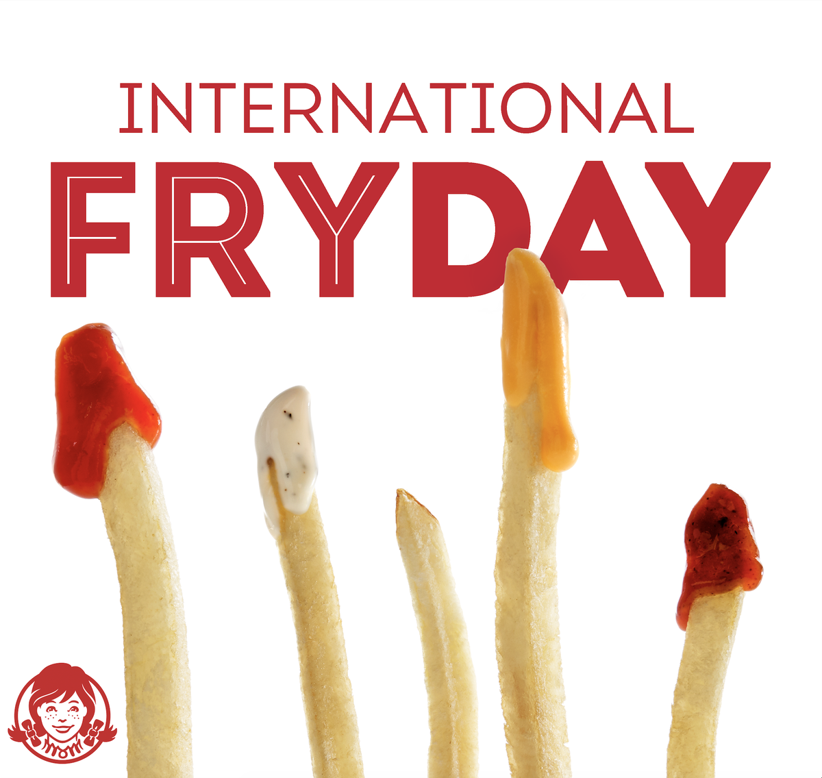 Celebrate International FryDay with our Natural Cut Sea Salt Fries and tell us how you dip yours?  Head to your nearest Wendy's branch for dine-in or take-out, or deliver now via our hotline at 8-533-3333 or our website at https://t.co/lAfPE697Zv https://t.co/pYKjnQYtVT