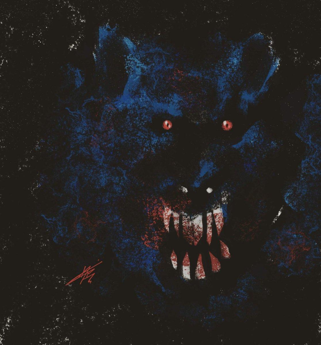#Werewolf #horror #HorrorMovies #darkfantasy #digitalpainting #artepic.twitter.com/JYwEr5s2YN