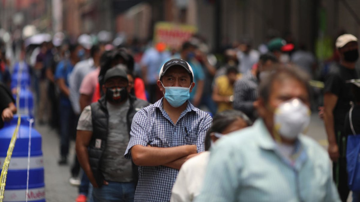 Mexico surpasses Italy to become country with fourth-highest Covid-19 death toll  https:// f24.my/6fxT.t    <br>http://pic.twitter.com/eVfOqT0WFN