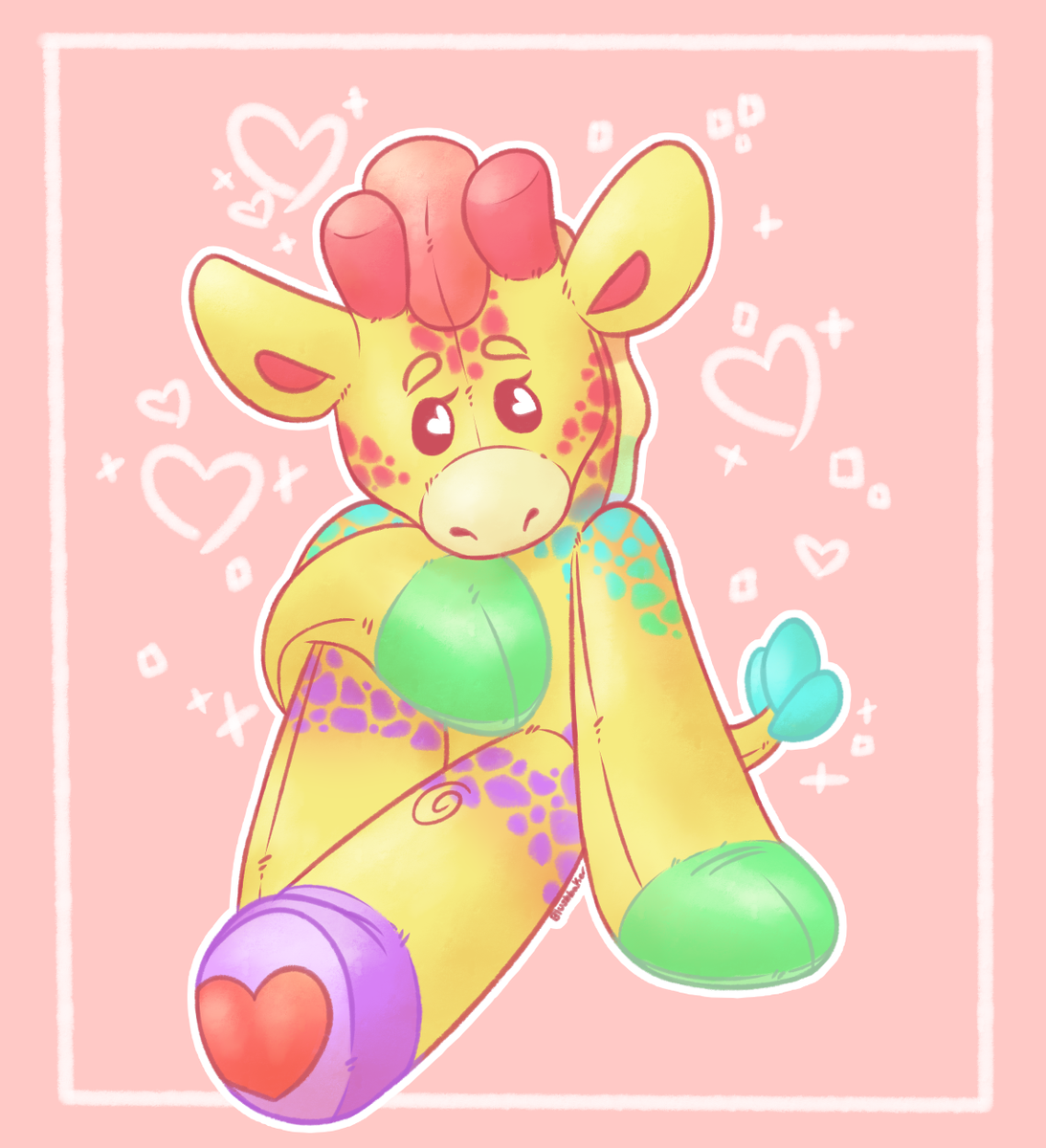 #SmallArtistClub Hey, My name is Skylar and I'm a Nonbinary furry artist! I draw mostly my OC's but I also love to draw Mlp, Lilo and Stitch and sometimes Animal Crossing! <br>http://pic.twitter.com/tVwOzP2Z79