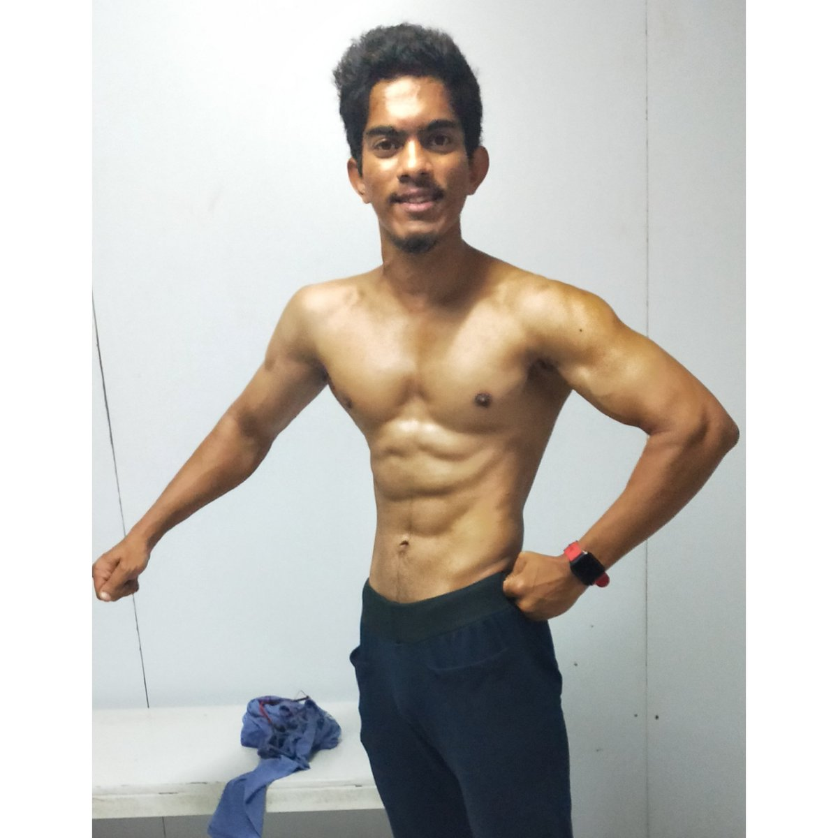 Want to have good physique? What it takes? - Hardwork. - Dedication. - Discipline. - Patience. - Sacrifices. - Will Power. - Being out of comfort zone all the time. - Money. - Always keeping the positive vibe. - Eating habits as well sleeping pattern matters alott. pic.twitter.com/PWIrvURylc