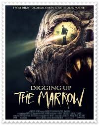 Going to have a creature feature night with @Shudder .  'Digging Up The Marrow' and then 'From The Dark'. Both are new watches for me. #HorrorMovies pic.twitter.com/LOdxh7P5EY