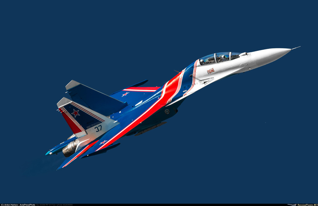 #SI30SM - Russian Knights #RussianAirForce #Russia #AirForce Link to post: