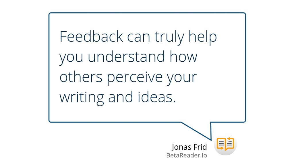 Do you believe feedback could help you improve your writing skills in the long run?  Read the full article: 5 Great Ways Feedback Improves Writing ▸ https://t.co/4n2pENlZ6u  #writing #betareaders #feedback #writingcommunity https://t.co/BXFi7qO0IO