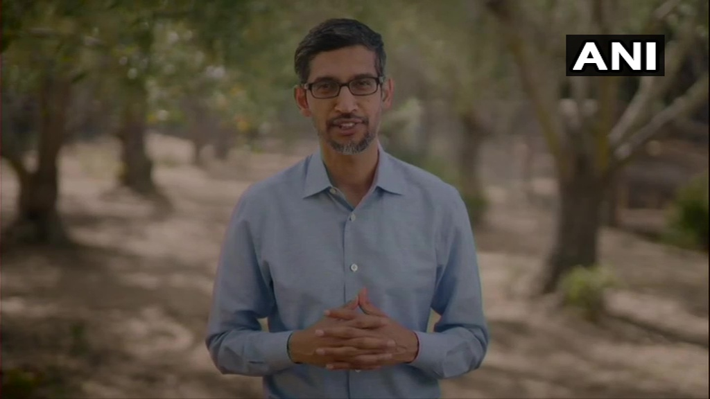 Excited to announce Google for India Digitisation Fund. Through it, we'll invest Rs 75,000 Cr or approx US$10 Bn into India over next 5-7 yrs.We'll do this through mix of equity investments,partnerships&operational infrastructure in ecosystem investments: Google CEO Sundar Pichai