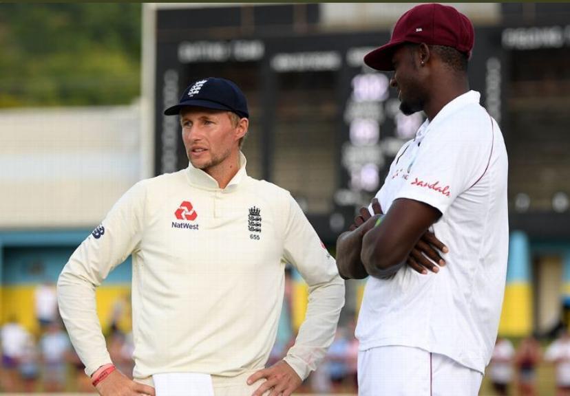 #ENGvsWI #Cricket #ENGvWI   इंग्लैंड को जो रूट की बहुत कमी खली : जेसन होल्डर  ➡️https://t.co/Y2xiPUXWUb https://t.co/Rw5D615k3w