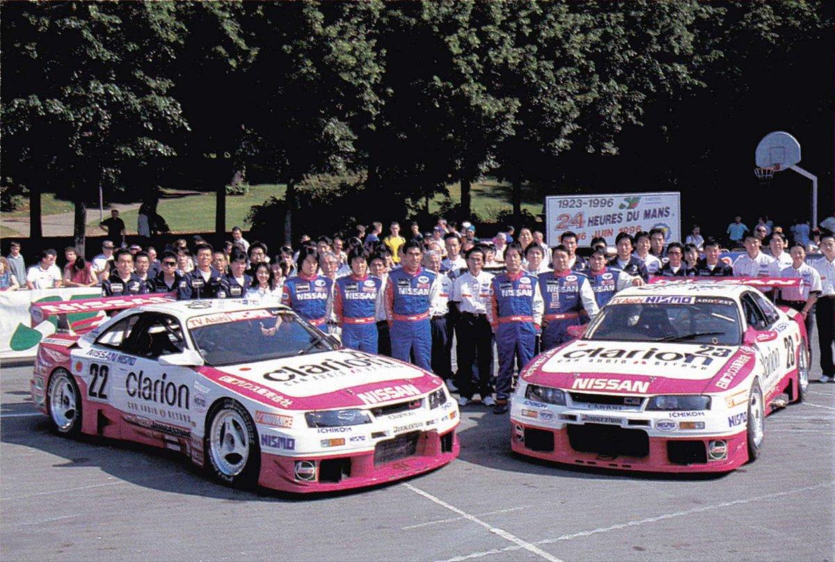 1996 ル・マン24時間 クラリオンGT-R