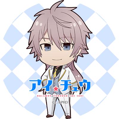 【アイコン配布 《I❤️B編 2/2》】エルドール通信Vol.3の公開を記念して、I❤️Bのラビくん、リュカくんの公式アイコンを配布いたします!次回以降も本校の所属ユニットが続々登場予定✨楽しみにお待ちください♡(広報課) #ichu_anime #アイチュウ