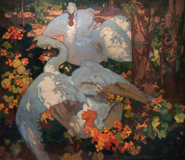 Frank William Brangwyn(12 May 1867 – 11 June 1956) was an Anglo-Welsh artist, painter, watercolourist, printmaker, illustrator, and designer.
