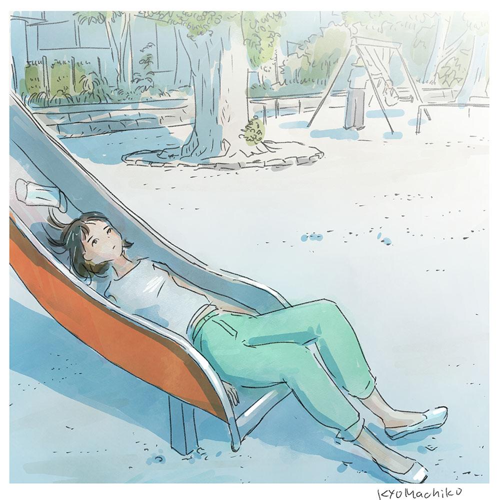#StayHome  7月13日、持ち上げられて落とされて、どん底から見えるのは青空だけだ