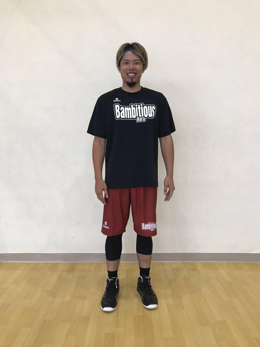 少し遅くなりましたが、本日からチームに合流しました。徐々にコンディションを戻していきたいと思います。改めて宜しくお願いします。#bリーグ #バンビシャス奈良 #長谷川智伸
