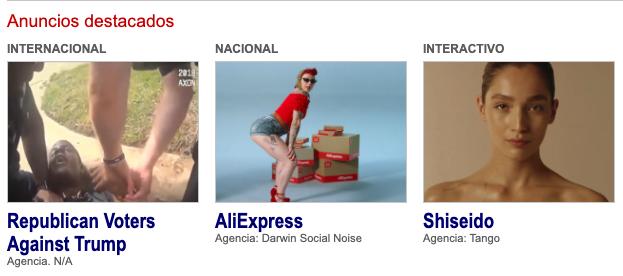 Muchas gracias @AnunciosRevista por destacar nuestra campaña para Aliexpress. https://t.co/Sb1VpLXWtL