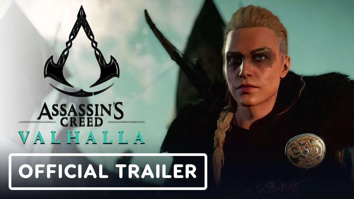 Assassin's Creed Valhalla, du nouveau gameplay - https://t.co/DXUlYSMDl6 #AssassinsCreedValhalla #UbisoftForward #Ubisoft #Pc #Ps4 #Ps5 #XboxOne #XboxSeriesX #Stadia https://t.co/F5zagRBPev