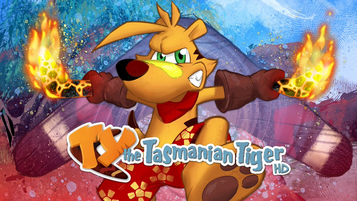 Ty the Tasmanian Tiger PS4 Release May Be Just Around the Corner https://t.co/lDzm1ASbuF #Krome #PS4 #TytheTasmanianTiger #Trophies https://t.co/euF3SQoebe