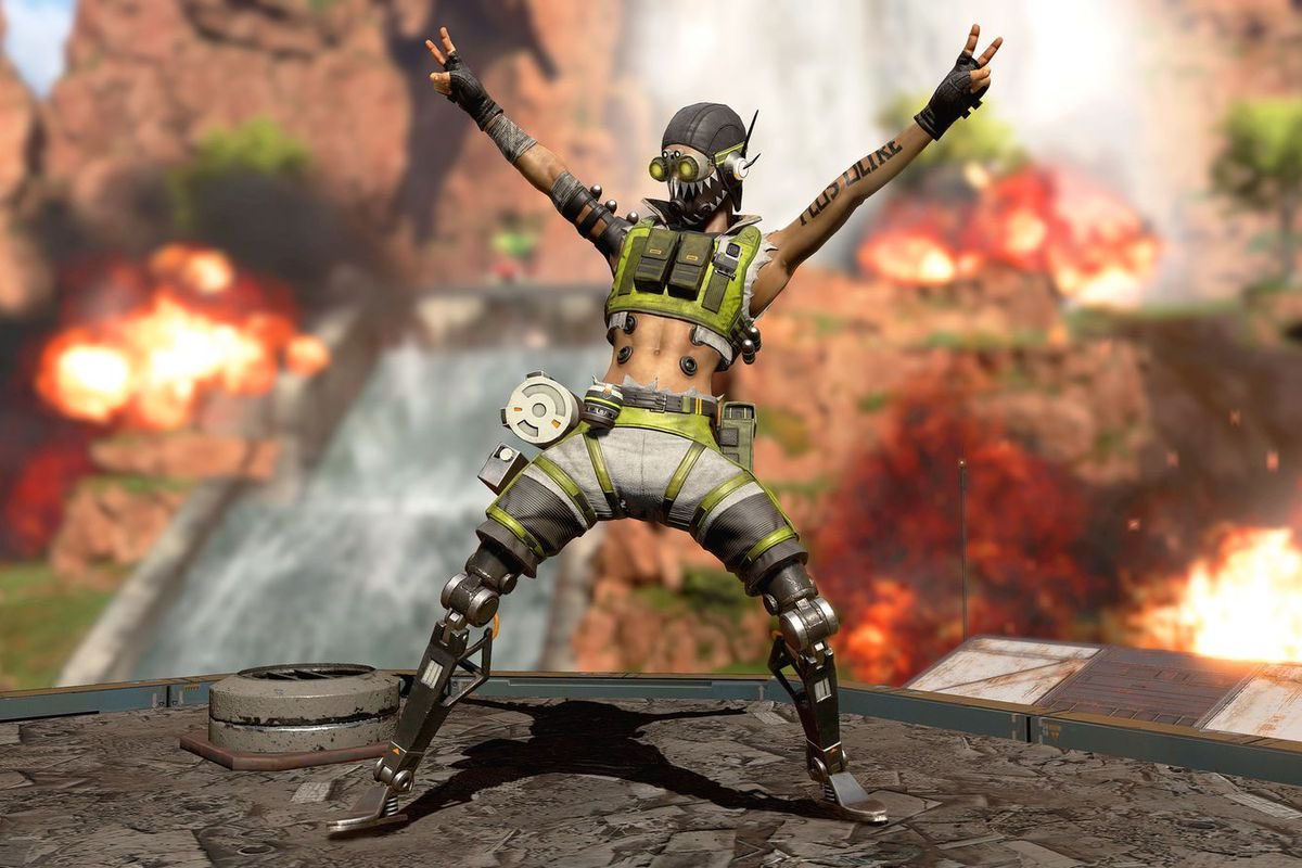 #apex #ApexLegends #ps4 #gamer #gaming #twitch #YouTube #follow #subscribe https://t.co/nxaa4nlJAy