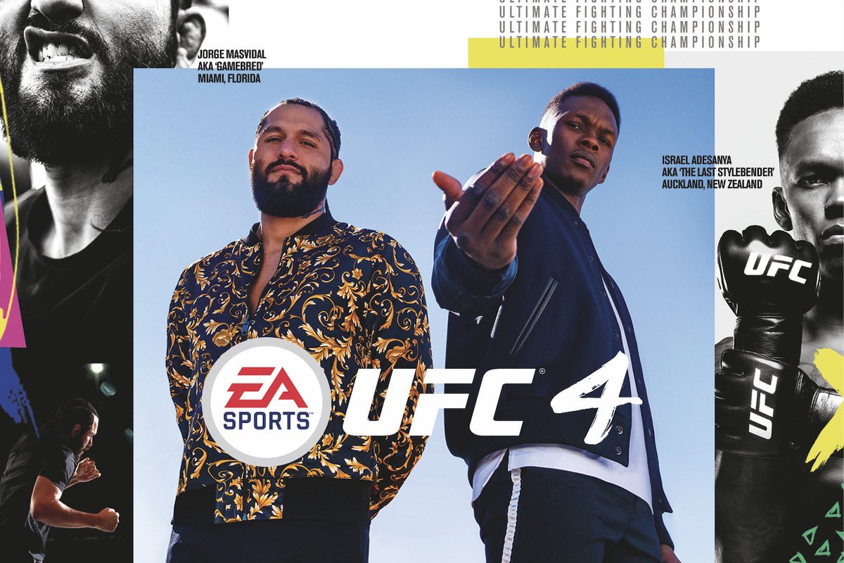 #UFC4 has been confirmed coming to #XboxOne & #PS4. Preorder today to get #AnthonyJoshua & #TysonFury plus the Backyard & Kumite customisation kits! Just £5 secures your copy for release on 14th August!  #UFC4AtGAME https://t.co/HUUTOWRmfB