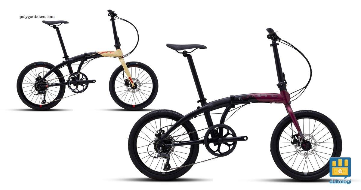 Sepeda lipat sedang tren saat ini. Momen ini dijadikan peluang oleh Polygon dengan meluncurkan seri sepeda lipat Urbano dan Urbano 5. Berapa harganya?  #Polygon #sepedapolygon #sepedalipat #caminoalbalcon #NobodyArtistsClub #thomassantana   https://duitologi.com/articles/2020/07/13/permintaan-pasar-meningkat-polygon-rilis-seri-sepeda-lipat-terbaru/…pic.twitter.com/JQGPbJDXa0