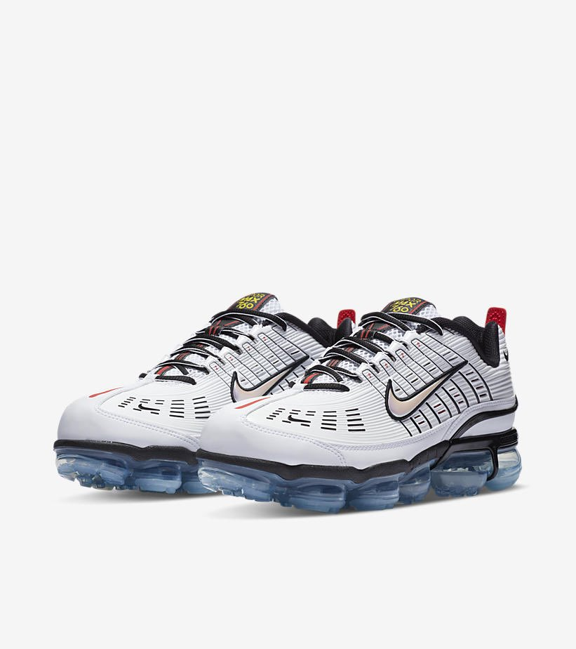 NEW: Nike Air VaporMax 360 'White/Black/Speed Yellow'  https://t.co/1B9FCo1xDO  #AD https://t.co/SCzVBuZ1lg