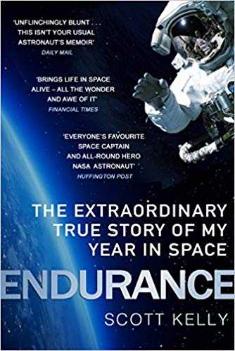 Endurance by Scott Kelly One year on the International Space Station - his story Exciting, dramatic, fascinating and often funny  Great read for all ages - 5* read https://t.co/3qNgpiLlPG #NASA #launchamerica #astronauts #ISS https://t.co/IsA9hQOHcE
