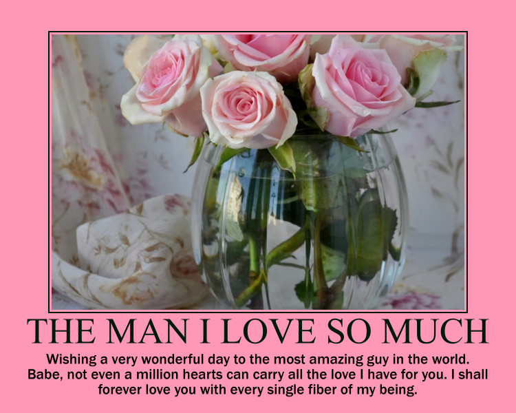 ❤️Wishing a very wonderful day to the most amazing guy in the world. Babe, not even a million hearts can carry all the love I have for you. I shall forever love you with every single fiber of my being. #WomanPromises #SweetieImFallingForYou #HoneyYoureMyEverything #WishOfDance https://t.co/hpwLcsyQ8j