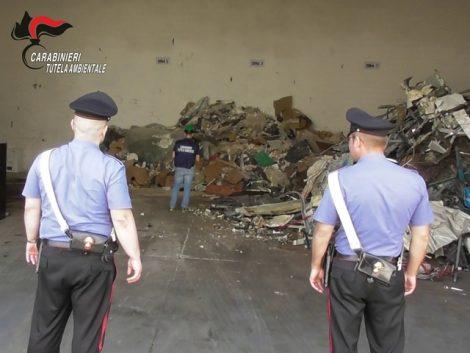 Traffico illecito di rifiuti a Palermo, cinque misure cautelari eseguiti dai carabinieri dei Noe - https://t.co/bbbzxSjVM5 #blogsicilianotizie