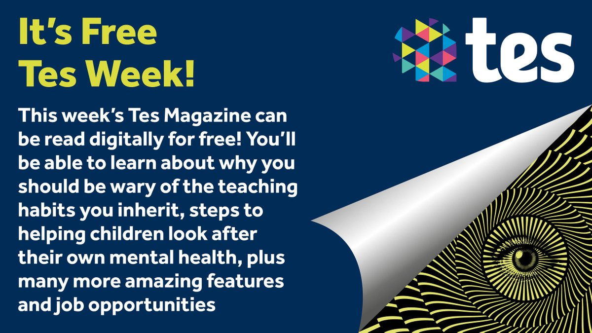 Confronting unconscious bias can be uncomfortable but it's just the beginning of your journey, says @AnnMroz in this week's Tes leader.     You can read this – and the whole of the rest of Tes Magazine – for free this week. You can find it here: https://t.co/fHlwrK762u https://t.co/N2iMOOGqKO