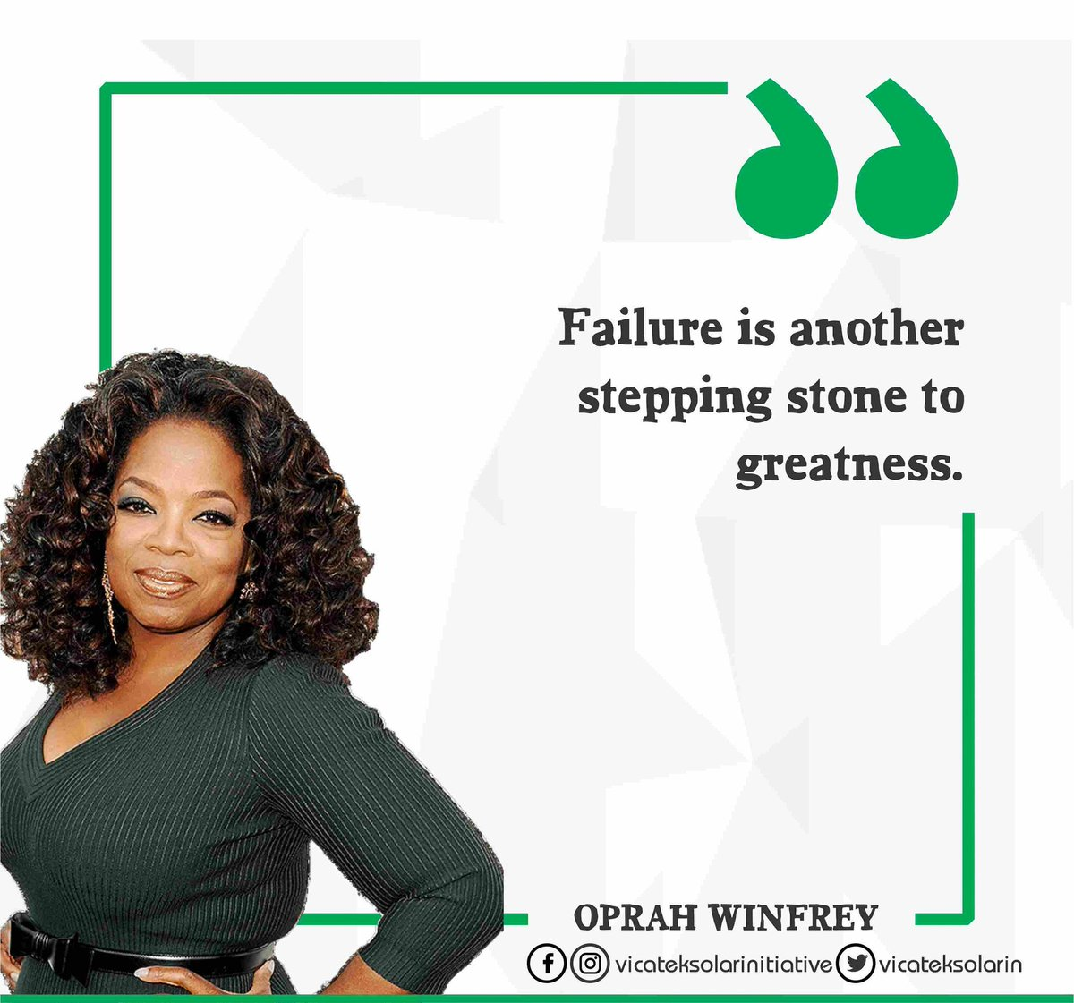 Failure is another stepping stone to greatness - Oprah Winfrey #monday #motivation #mondaymotivation #mondaymood #mondayquote #quotes #quoteoftheday #oprahwinfrey #ifb #socialmedia247c #vicatek #vicatekquote #Nigeria<br>http://pic.twitter.com/bcw2BRhGl2