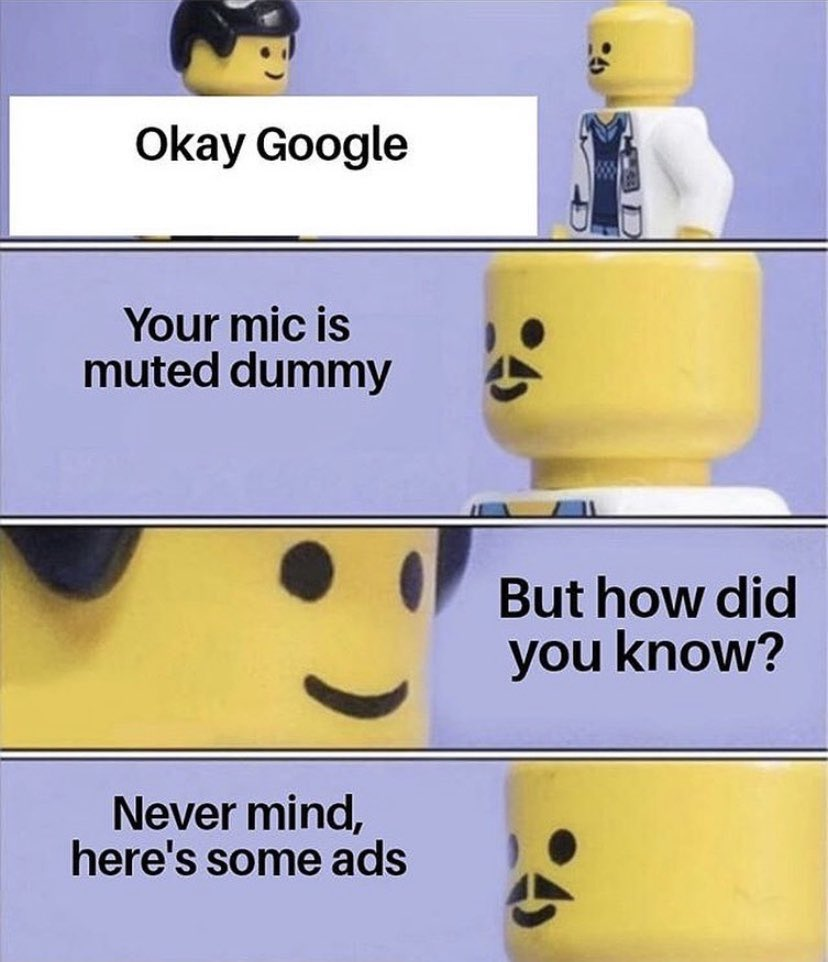 Google better keep its mouth shut or I'm going to have some explaining to do #compewting #computermemes #programmermemes #techmemes #codingjokes #codermemes #memecoding #programmerjokes #hackermemes #programmingisfun #computersciencememes #codingdays #meme #memes #bestmemespic.twitter.com/1WOU4X1v82