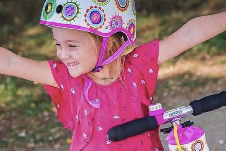 The joy of getting the perfect present! What is the best present your child has recently received? The most popular collective gift on our platform is a #microscooter. More meaningful and much easier for the guests than buying the nth party gift the child doesn't need. https://t.co/na7BcQXzsS