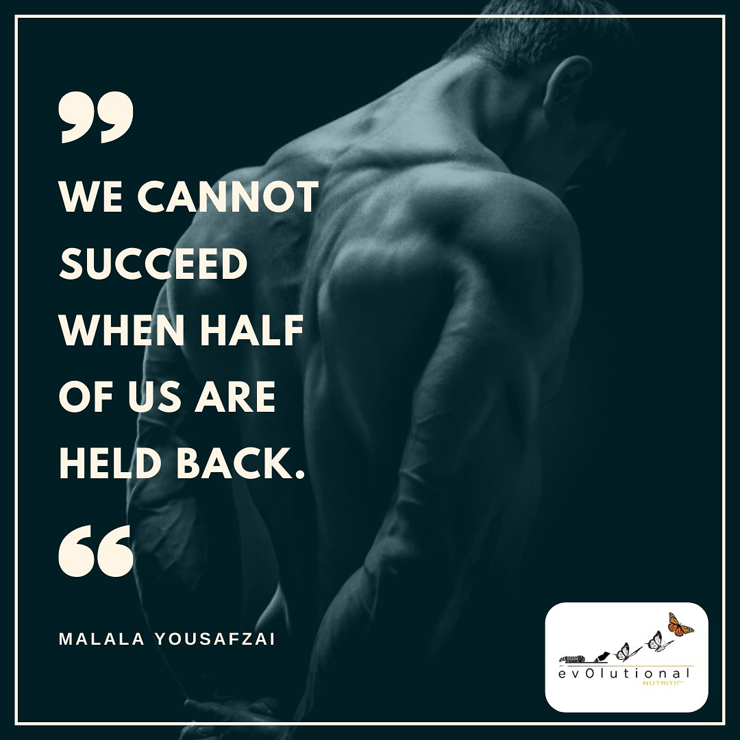 Thought of the Day  We cannot succeed..  when half of us are held back #gymmotivation #gym #fitness #fitnessmotivation #gymlife #bodybuilding #workout #motivation #fit #fitfam #training #muscle #fitnessmodel #gymtime pic.twitter.com/IapVBzuaja