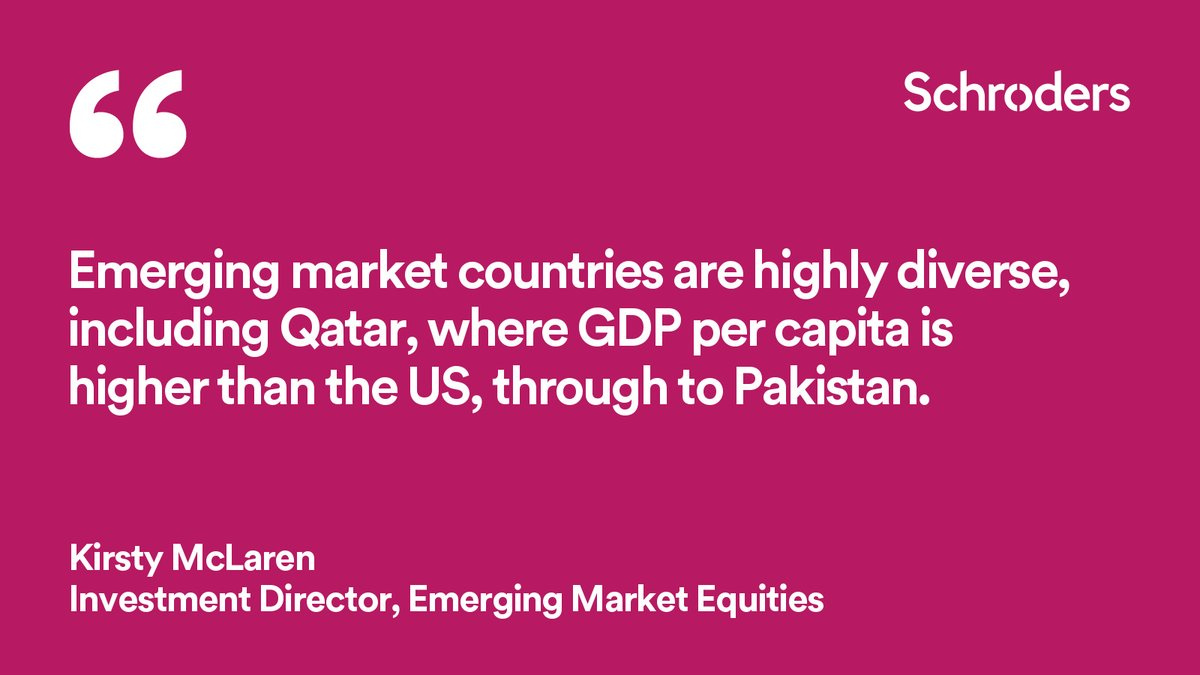 We think there's a compelling case for using active fund managers, rather than passive, in emerging markets. Read more here: https://t.co/VSPt3u9Ef0  #emergingmarkets #infocus https://t.co/bY2J60BT18
