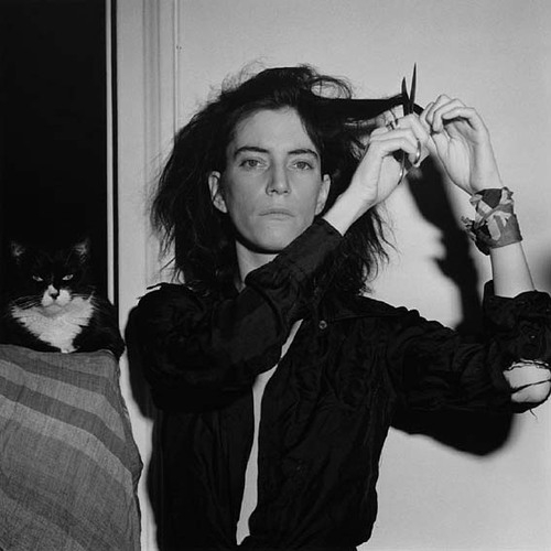 As the international day of rock'n'roll today, we remember and praise these key figures that have shaped the music and scene of the XXth century. As well as the work and aesthetics of the creative director of Yolancris.   Read #PattiSmith's bio https://bit.ly/3fiLIGcpic.twitter.com/ugbiGi07jQ