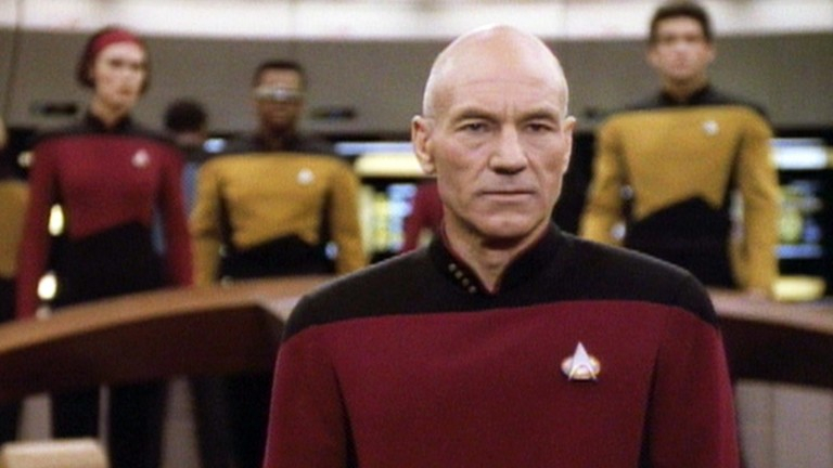 #todayinsciencefictionhistory 13 July: Happy Birthday to Patrick Stewart (*1940) aka Cpt. Picard from Star Trek and Harrison Ford (*1942) aka Han Solo from Star Wars - two of the most important characters in science fiction film history!  © CBS / Getty images © imago stock&people pic.twitter.com/GbBYASOBG6