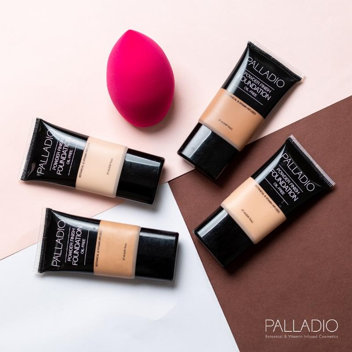 Our foundations are made with a unique oil-free formula that creates a natural, matte appearance.  #palladiobeautyindia #beauty #instapic #instalove #instamakeup #makeup #instahappy #happy #ilovemakeuppic.twitter.com/zkaiojJt6L