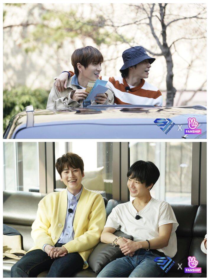 @SJofficial Super Junior = Happy Virus  @SJofficial  #슈퍼주니어 #SUPERJUNIOR #슈주리턴즈4 #SJreturns4 #슈주리턴즈 #SJreturns https://t.co/CuCaIjgU4X