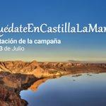 Image for the Tweet beginning: #QuédateEnCastillaLaMancha Desde la sede de CMM